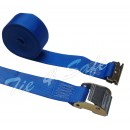 Logistic Straps Blue-Cam Buckle w/ E Fittings
