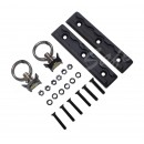 "6"" Track Loading Kit, 2 Pcs. of Track + 2 Pcs. of Loading Ring"